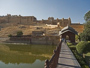 Fort d'Amber Rajasthan